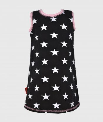 Everyday Superstar Black Dress