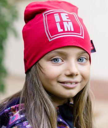 Baggy Hat Red Reflex iELM