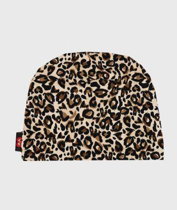 Baggy Hat Leopard Print