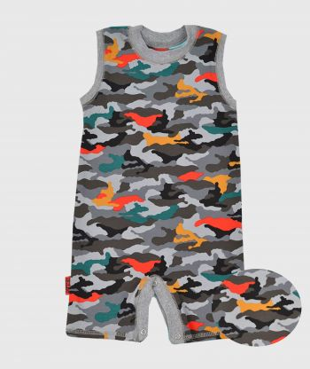 Summersuit Army Grey